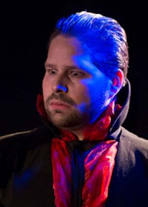Felix von Frantzius ist Schauspieler im Theater am Sachsenring