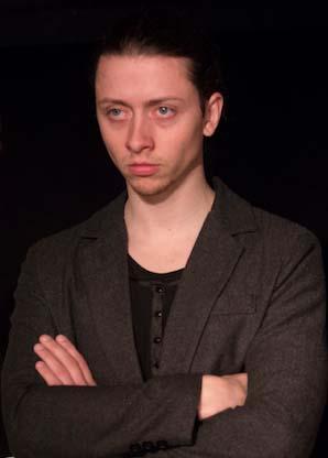 Jonas Herkenhoff ist Schauspieler im Theater am Sachsenring