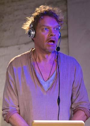 Richard Hucke ist Schauspieler im Theater am Sachsenring