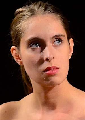 Sigen Zurmühlen ist Schauspielerin im Theater am Sachsenring